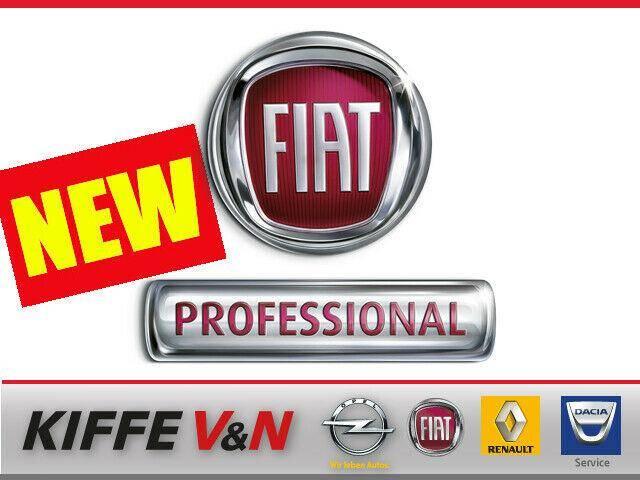 Fiat Ducato Pritsche Doppelk. 35 130 5Navi AHK DAB - 2019