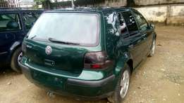 2003 Volkswagen Golf 4 Saloon