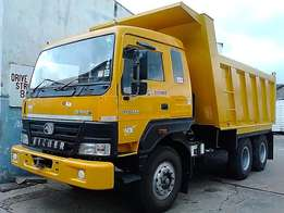 Tippers, Eicher Terra 25 Tons GVW, Brand New from CMC Motors at 6.45M