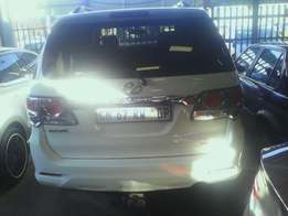 toyota fortuner 4.4 vvti for sale