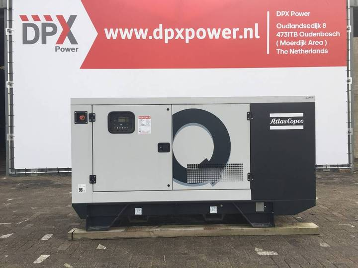 Atlas Copco QIS 95 - 95 kVA Generator - DPX-19406 - 2019