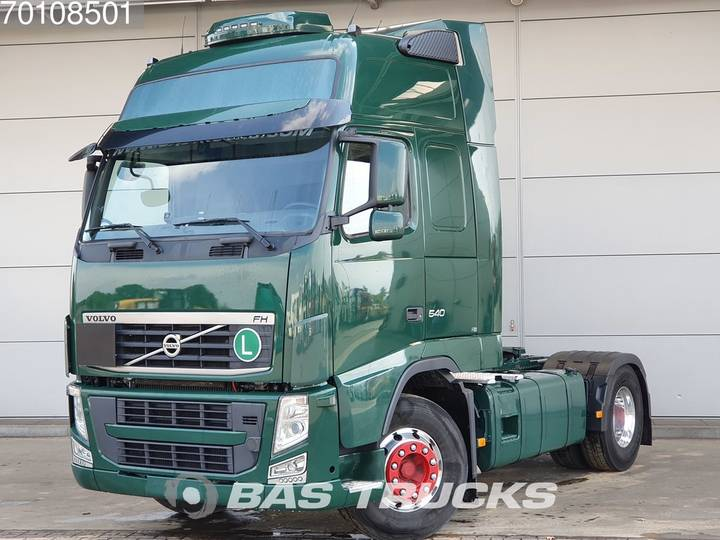 Volvo FH 540 XL 4X2 VEB+ Standklima ADR ACC Euro 5 - 2012