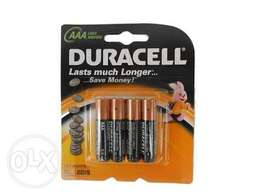 AAA Cells Battery (4's)