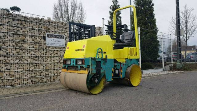 Ammann Av 16 1500kg Tandemwalze 2x 950mm - 2004