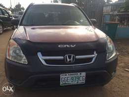 Honda CR-V excellent clean