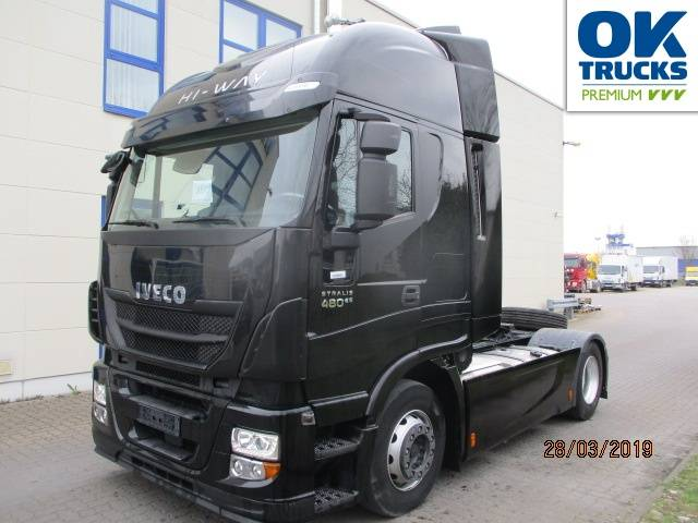 Iveco Stralis AS440S48T/P - 2015