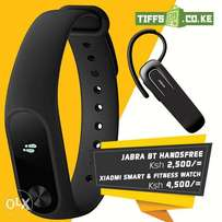 Original Jabra Bluetooth and Xiaomi Fitness & Smart watch