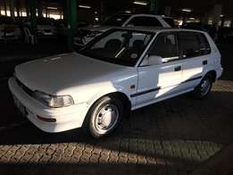 Toyota Conquest 1.3, very neat vehicle