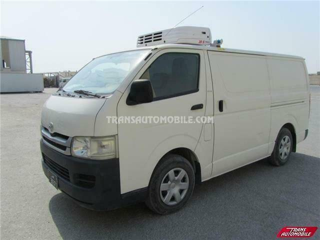 Toyota Hiace STANDARD ROOF - EXPORT OUT EU TROPICAL VER
