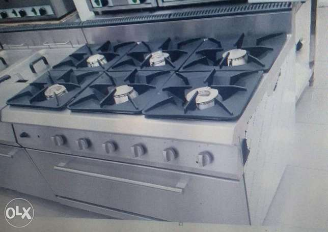 Service and maintenance of all kind of kitchen stoves and coffee
