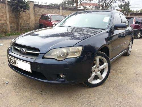 2006 Subaru Legacy B4 2ltr auto Sunroof powerful machine!! Karen - image 1