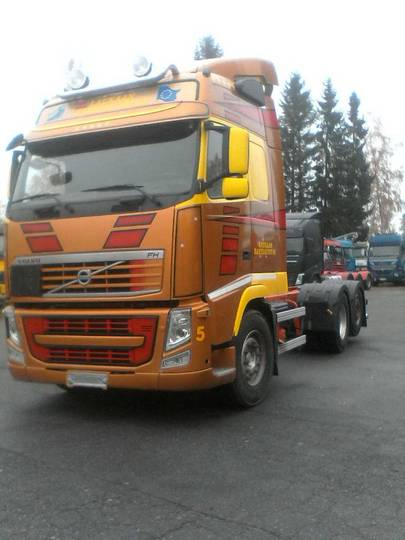 Volvo Fh13 500 - 2012