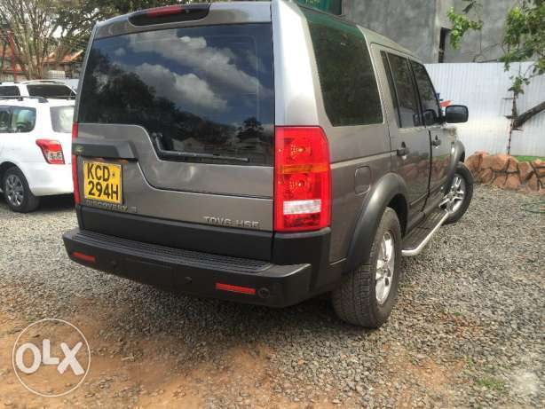 Discovery 3 TDV6 HSE Leather Double Sunroof 3000cc Diesel dicovery 4 Nairobi CBD - image 2