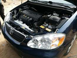 very clean tokubo Corolla for sell 2007 model