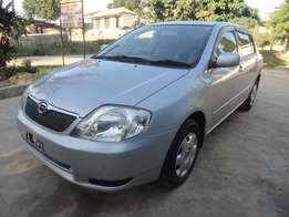 Toyota RunX 2002 For Sale