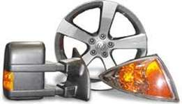 We sell tail and head lights:crystal,xenon and led for Audi,Honda,VW