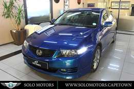2006 Honda Accord 2.4 Type S for R109 995