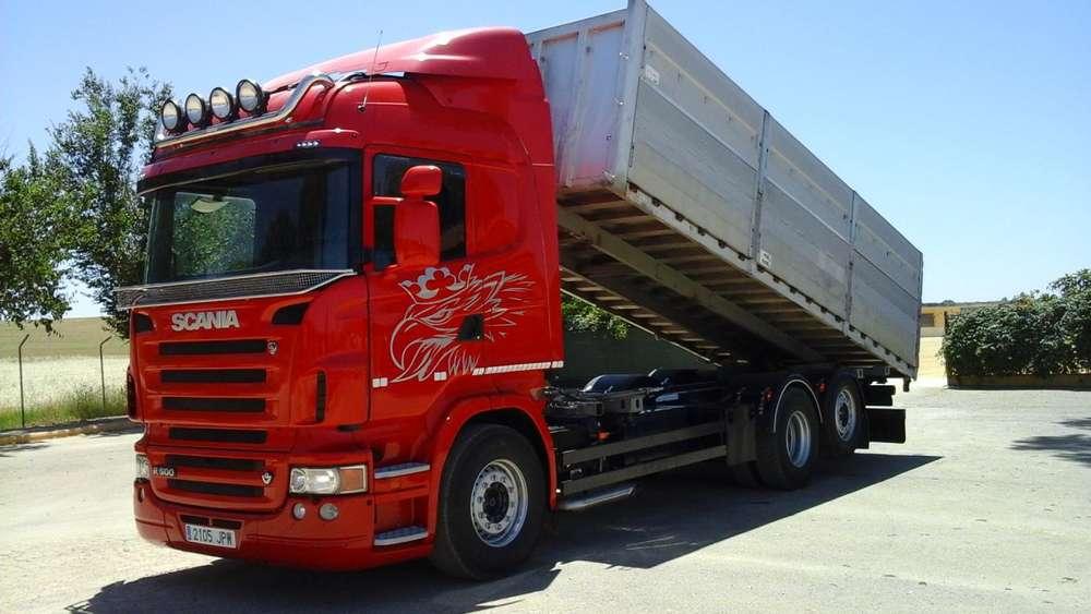 Scania R 500 BASCULANTE - 8