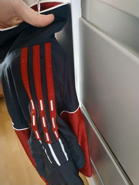 Kurtka spodnie Komplet Adidas originals ortalion Rozmiar M