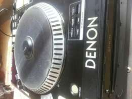 Denon dns 5000 turntable