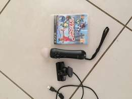 playstation move plus sports game amd camera