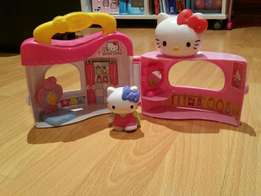 Small Hello Kitty grooming parlour