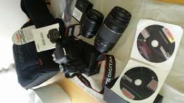 CANON EOS 600D for sale!