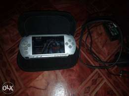 Clean Sony PSP console