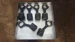 Volvo Fh440 and Fh480 block for sale with pistons