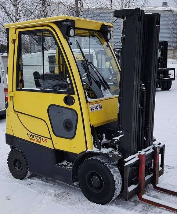 Hyster H1.6ft - 2009