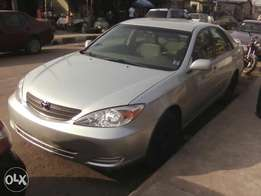 Tokunbo Toyota Camry 2003