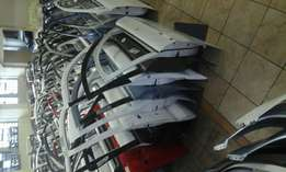 All latest car body parts