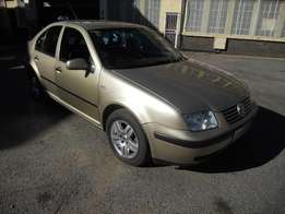2002 VW JETTA 4 1.6 for sale R28,000