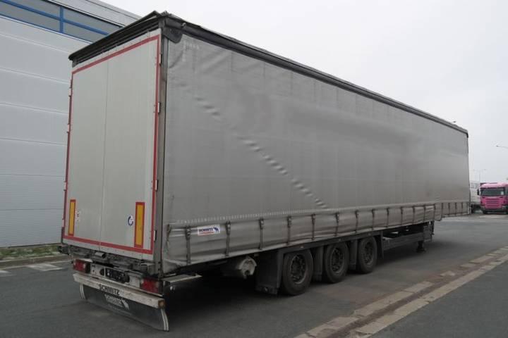 Schmitz Cargobull SCS 24/L low deck - 2014