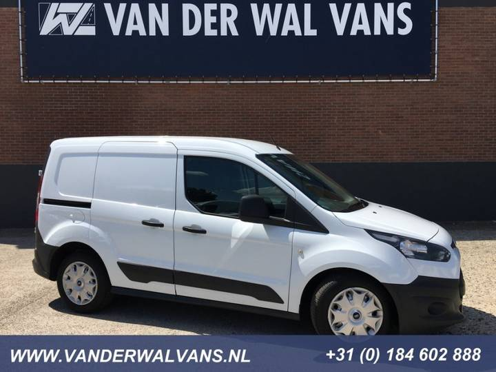 Ford Transit Connect 1.6TDCI L1 First Edition Airco, Zijdeur, - 2014