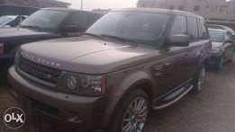 Range Rover Sport 2012. Give away