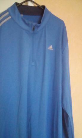 Adidas L bluza niebieska Ruda Śląska • OLX.pl