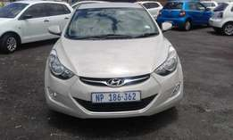 Hyundai Electra 1.6 5 Doors Model 2013 Colour Bearge Factory A/C&MP3 P