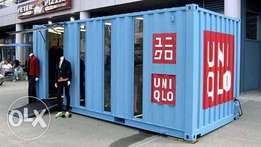 Container sale and fabrication