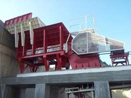 FABO CLK 110 Jaw Crusher *Top Quality*