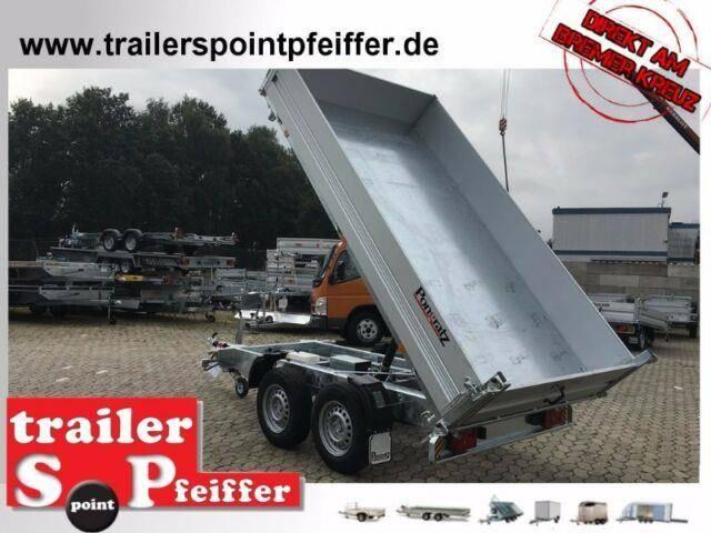 Pongratz 3 SKS 3100/17 T AL 3000 kg E Pumpe Rampenschacht