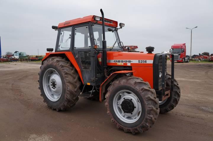Ursus 5314 - 2001