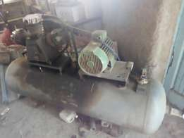 Compressor machine