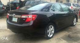Fresh registered 2014 Camry accident free available