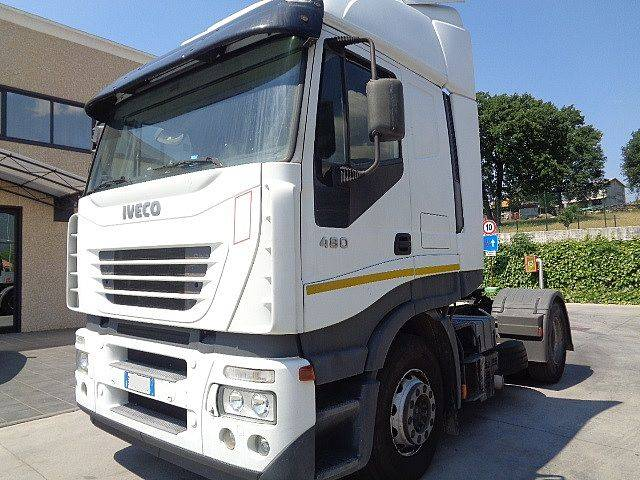 Iveco STRALIS AS440S48TP MANUALE - 2006