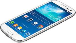 Samsung Galaxy s3(manufacturer refurbished and reconditioned)