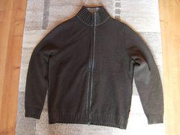 116ee86b12384 Sweter HUGO BOSS Orange XL ciepły rozpinany zamek