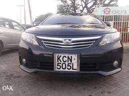 Toyota Allion on quick sale!