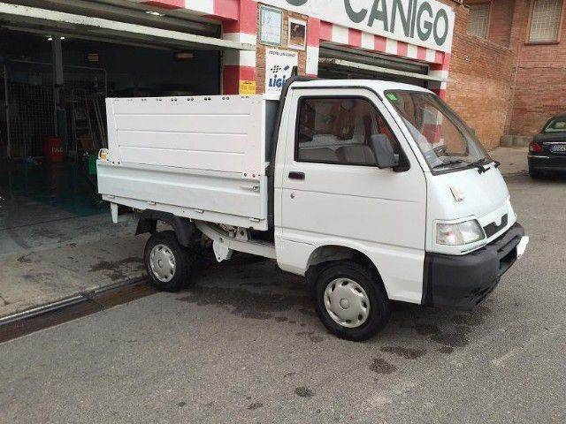 Piaggio Porter Diesel De 3 Puertas - 2010