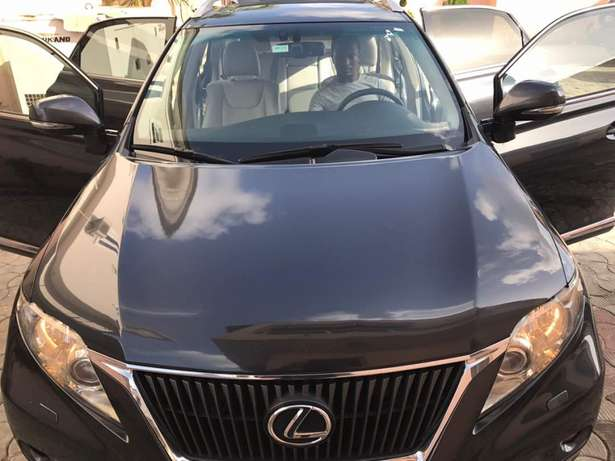 2010 lexus RX350 for sale 3months used Ojodu - image 1